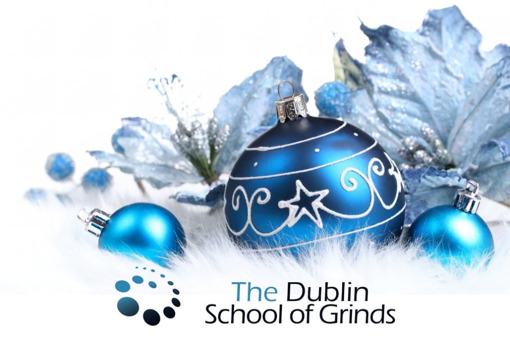 We have just announced our Free Christmas Courses