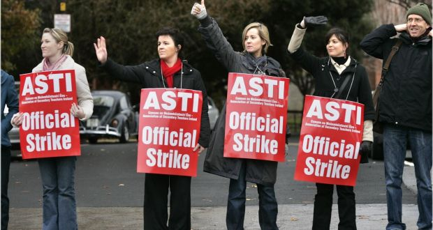School closures loom as ASTI votes for industrial action
